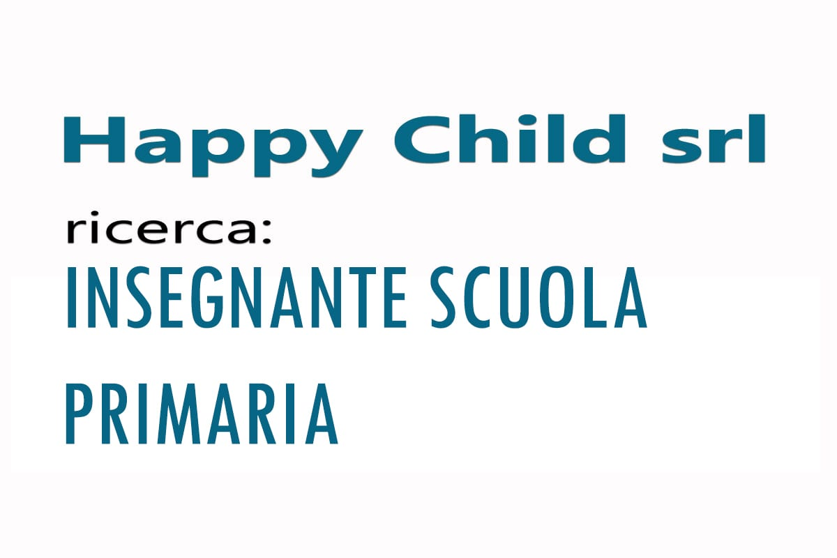 HAPPY CHILD ricerca personale