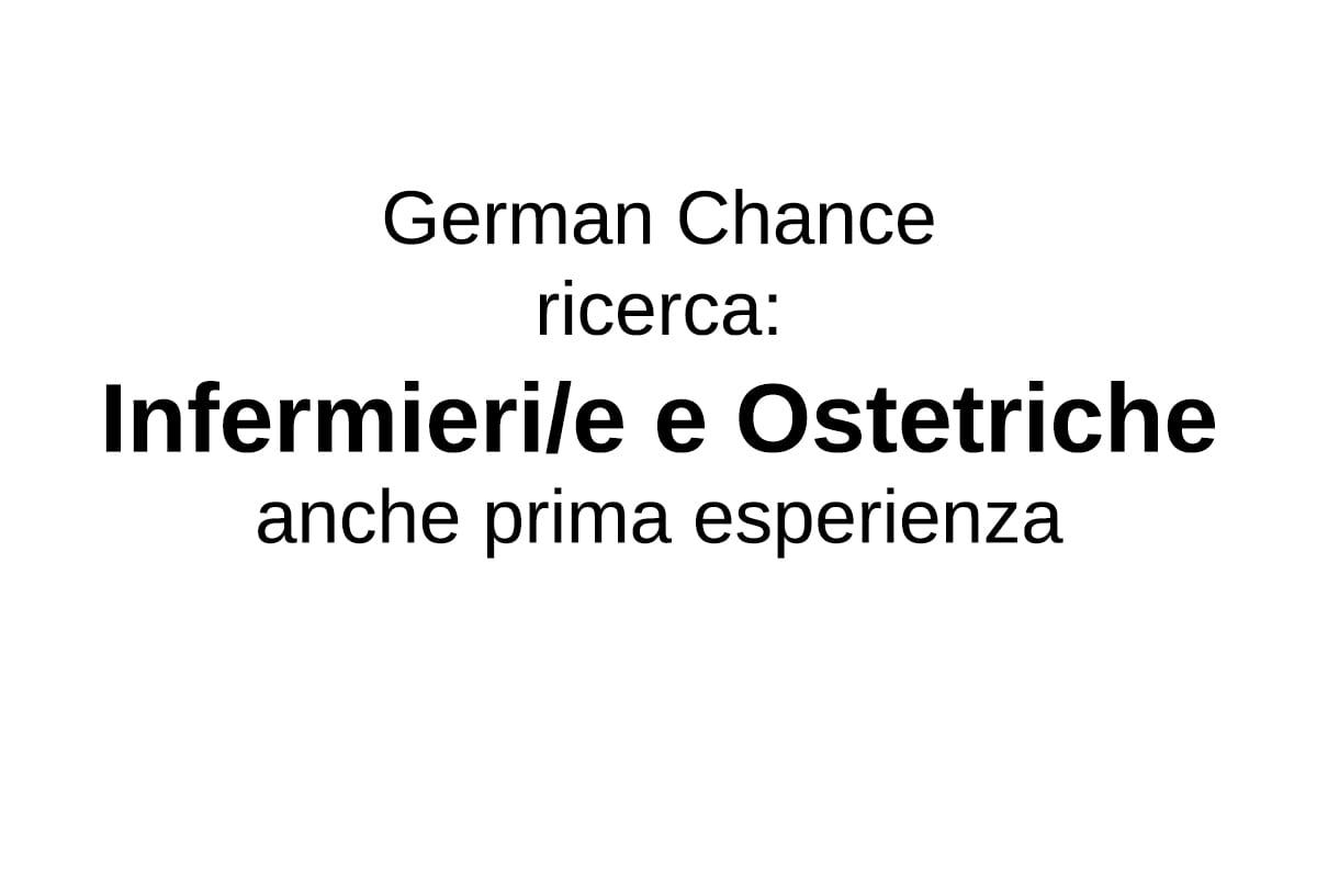 Offerte Lavoro Architetto Germania german chance lavoro in germania per infermieri e ostetriche