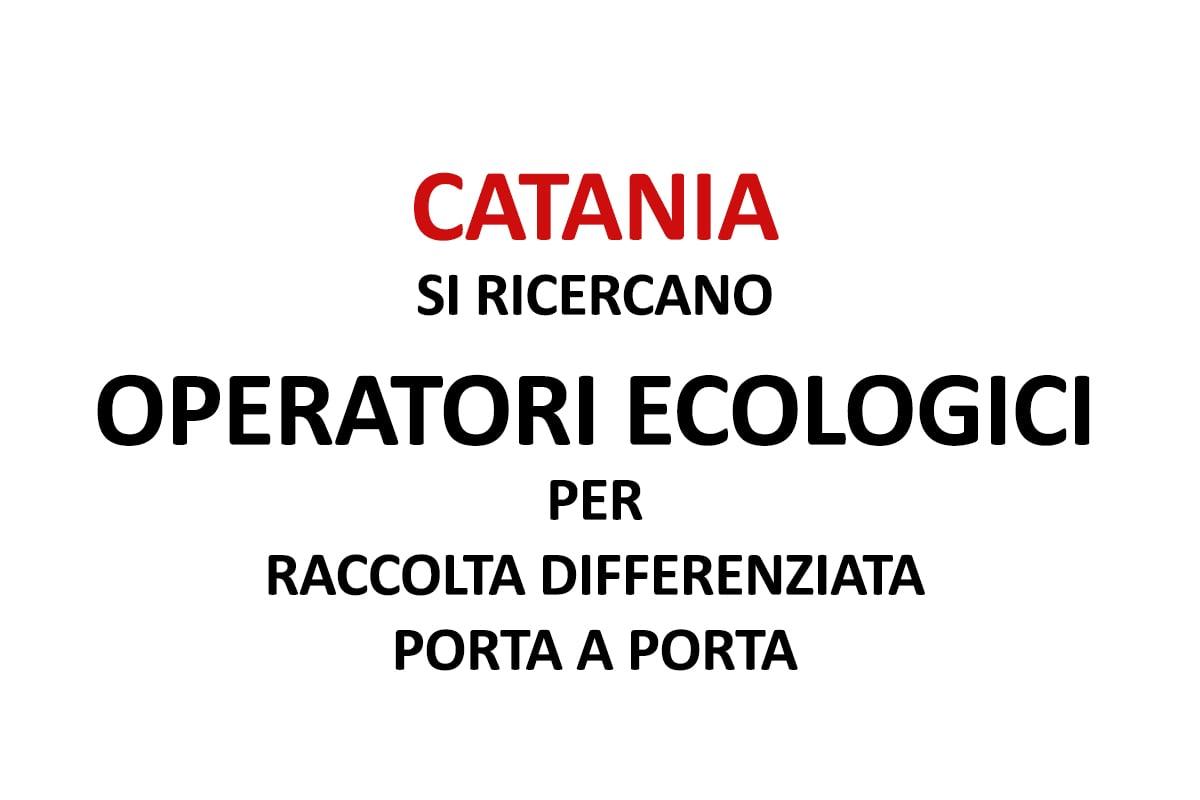 Architetto Catania Lavoro lavoro catania per operatori ecologici - workisjob