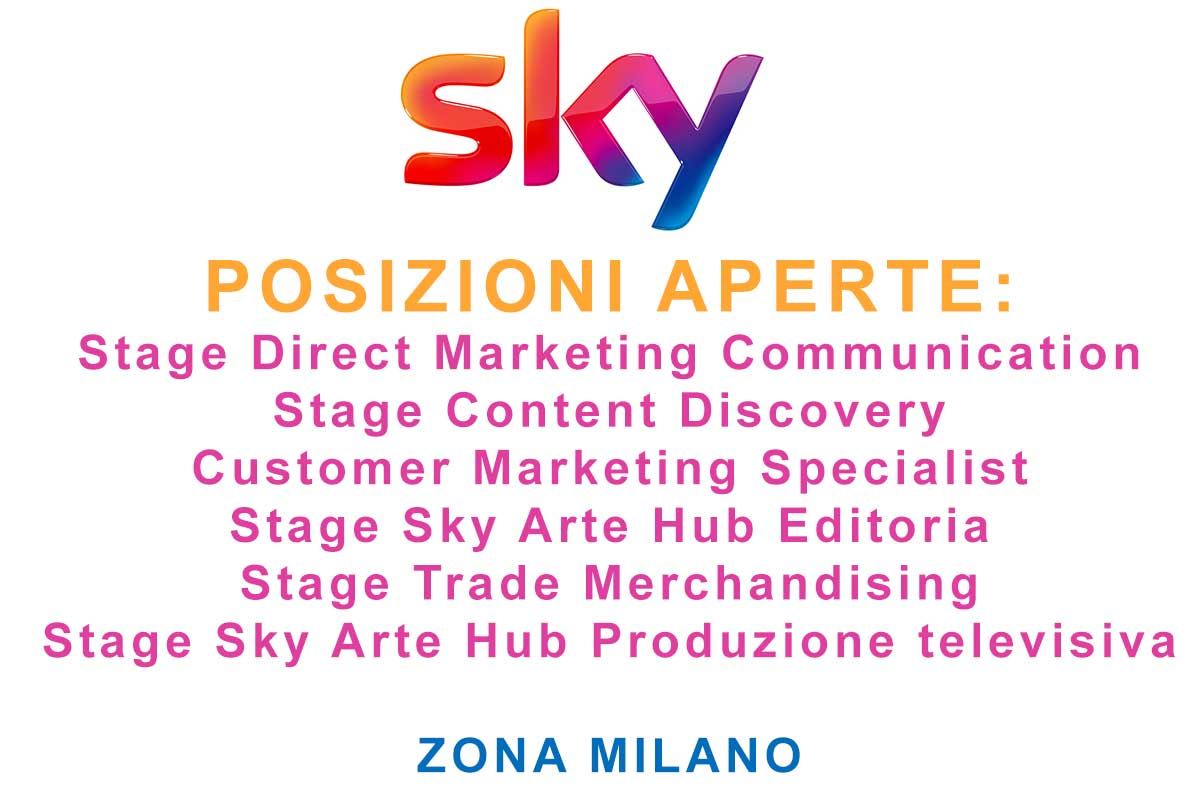 SKY RICERCA PERSONALE
