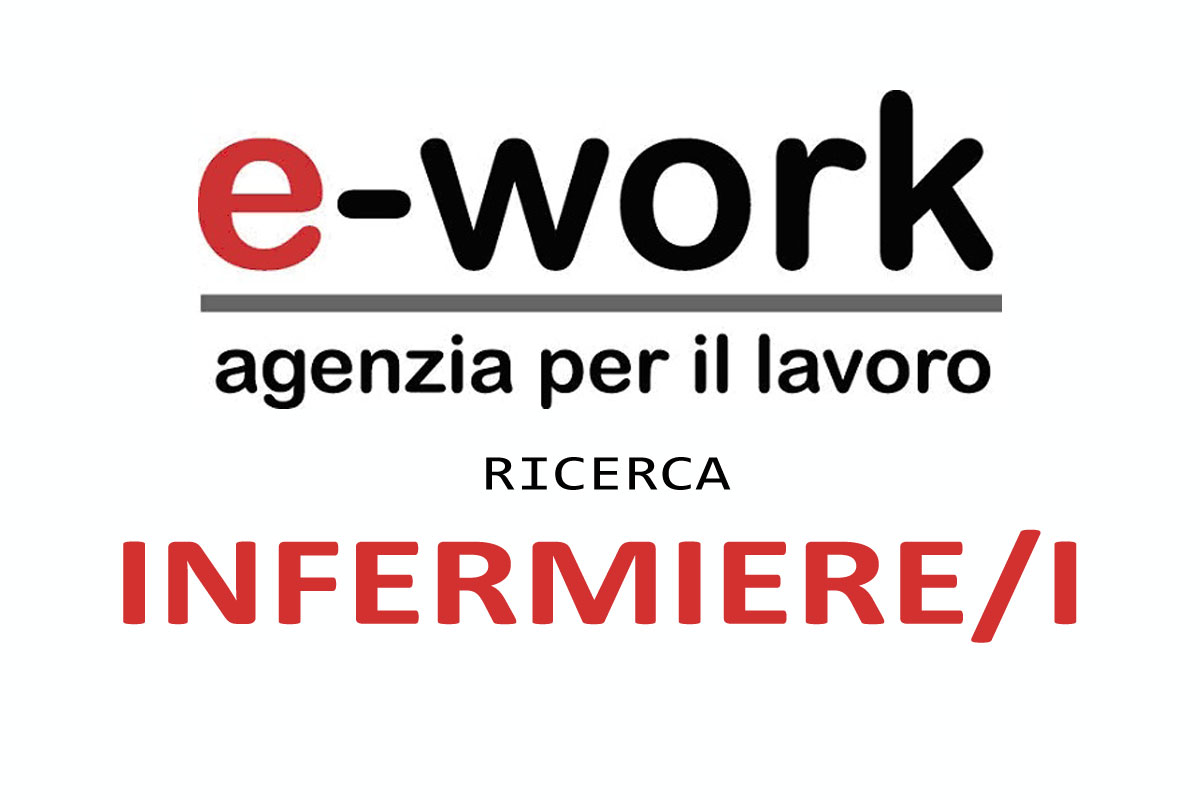 E-work medical ricerca INFERMIERE/I