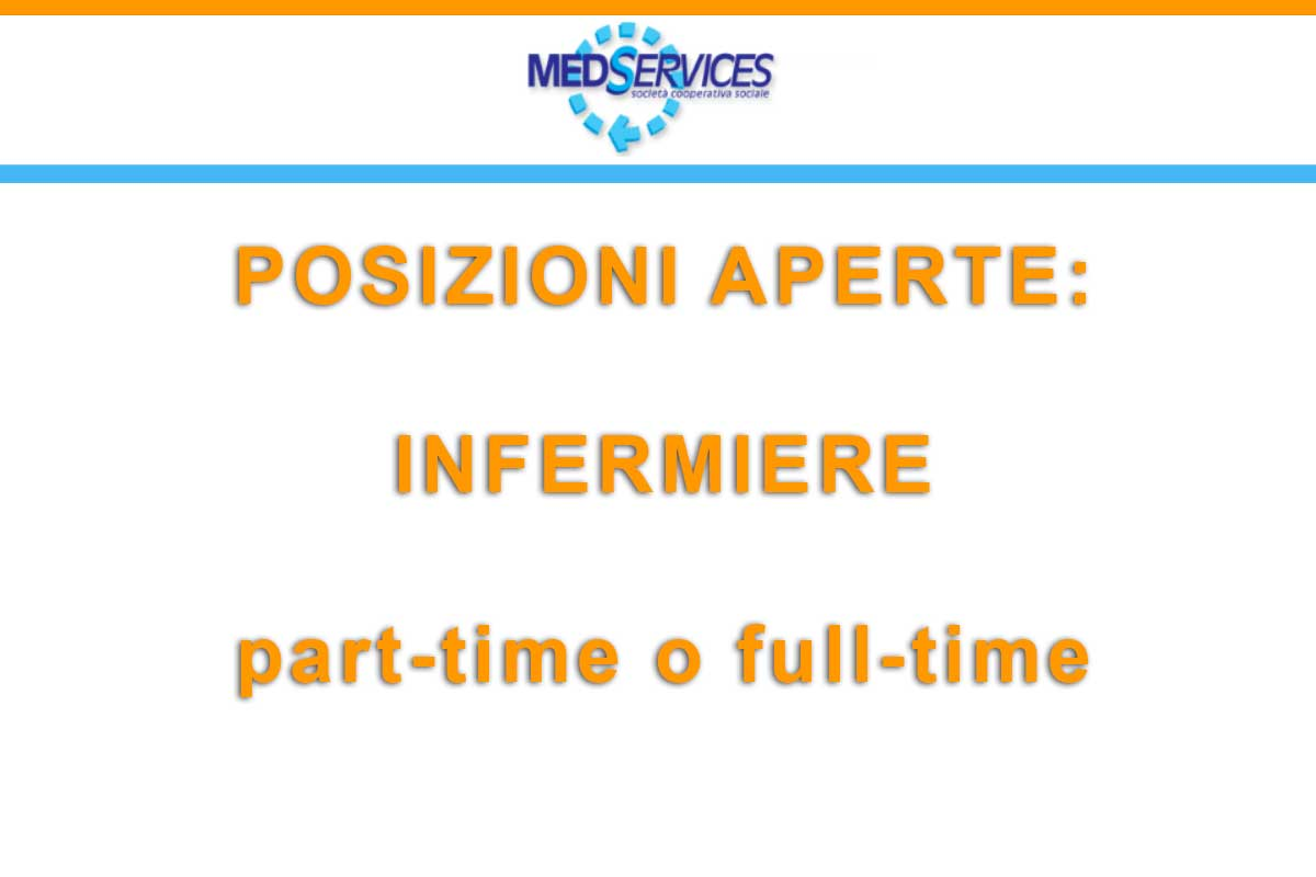 MEDSERVICES RICERCA INFERMIERE