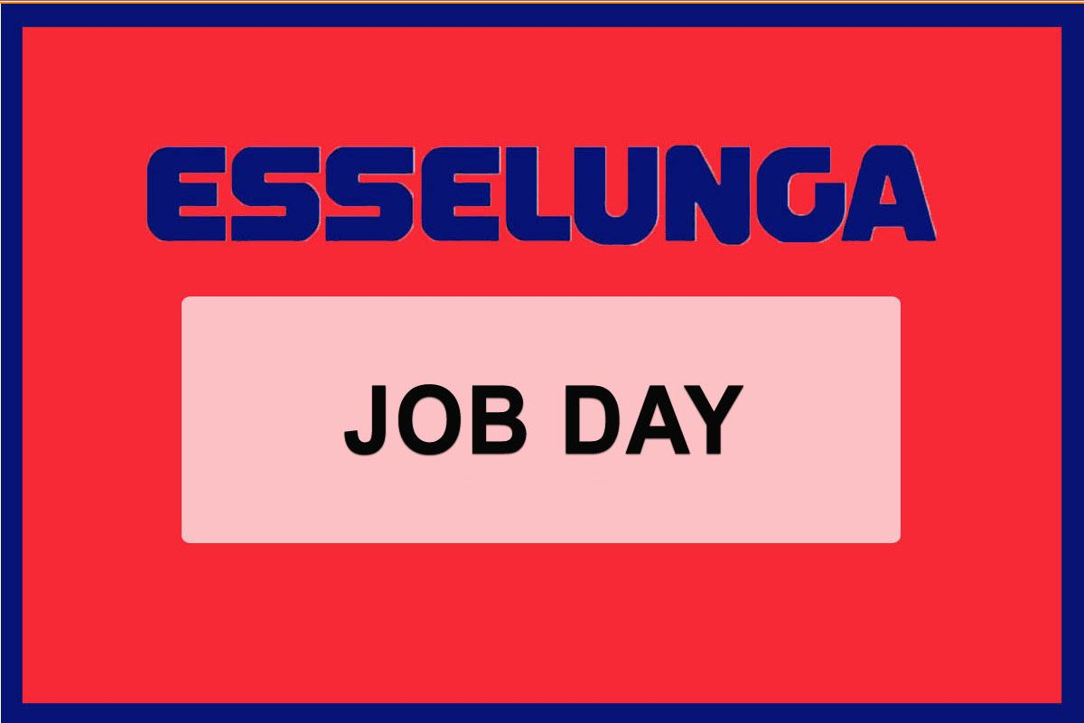 ESSELUNGA - JOB DAY