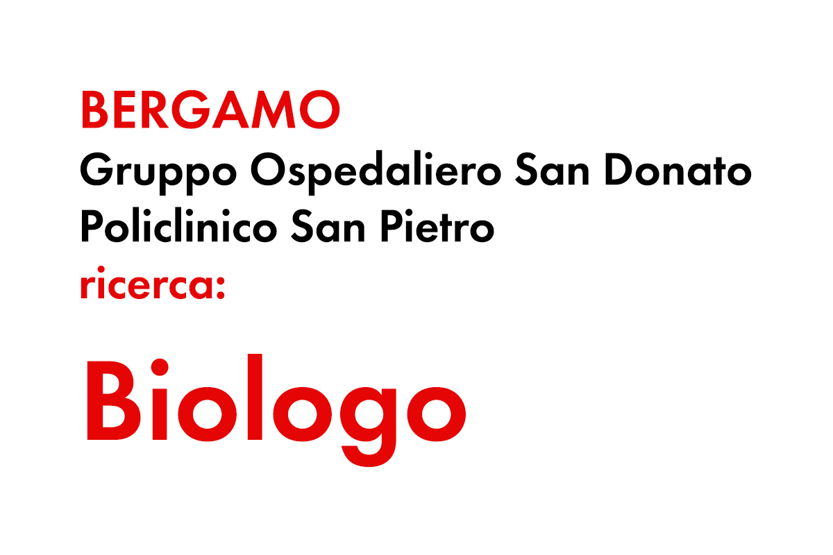 Offerte Lavoro Architetto Bergamo bergamo - lavoro per biologo - workisjob