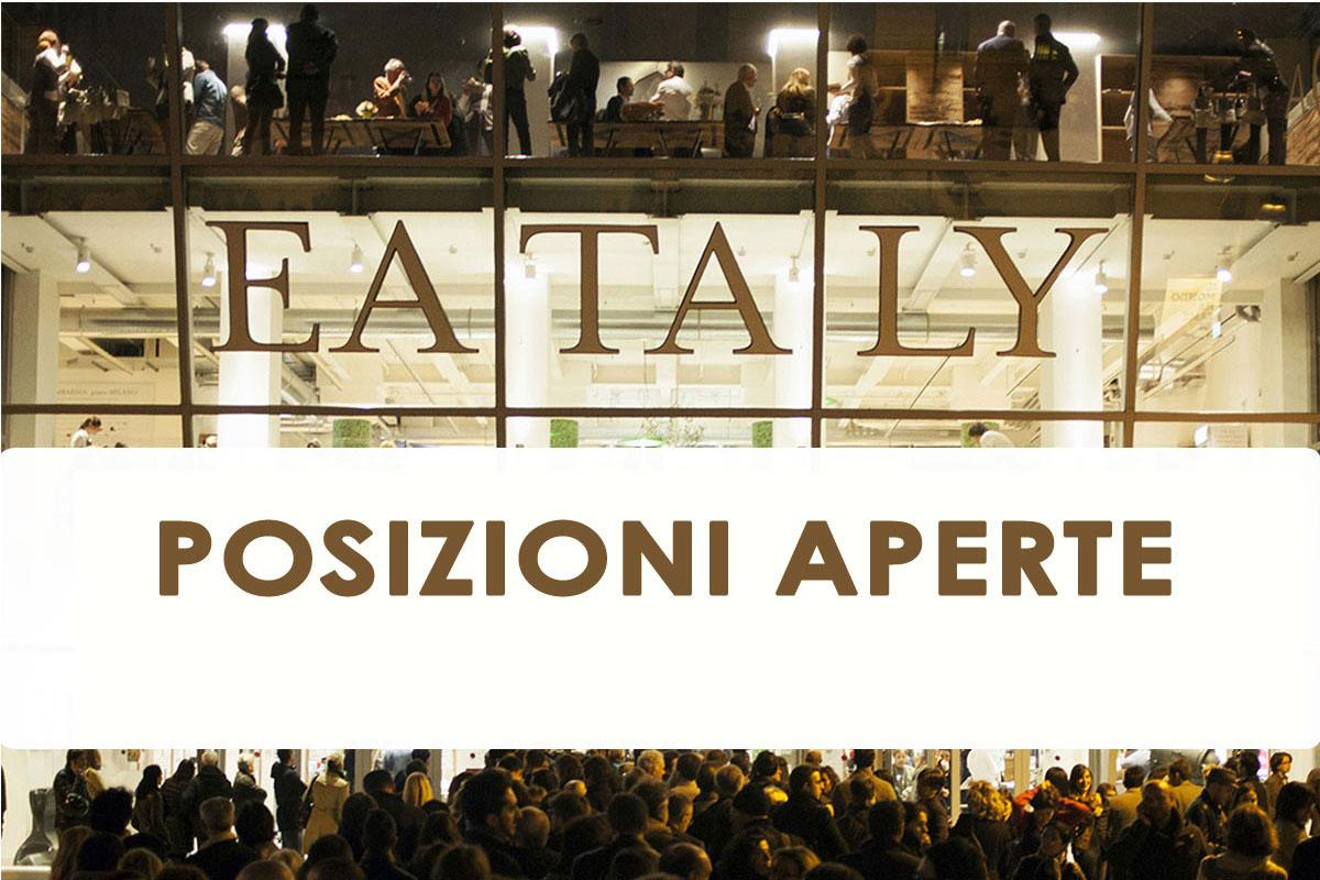 EATALY ricerca personale