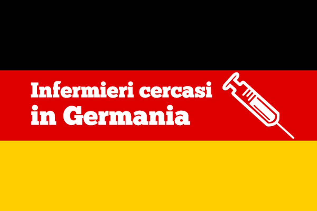 Infermieri cercasi in Germania