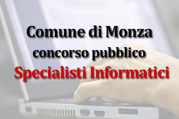 Lavoro E Concorsi Pubblici Per Informatico Workisjob