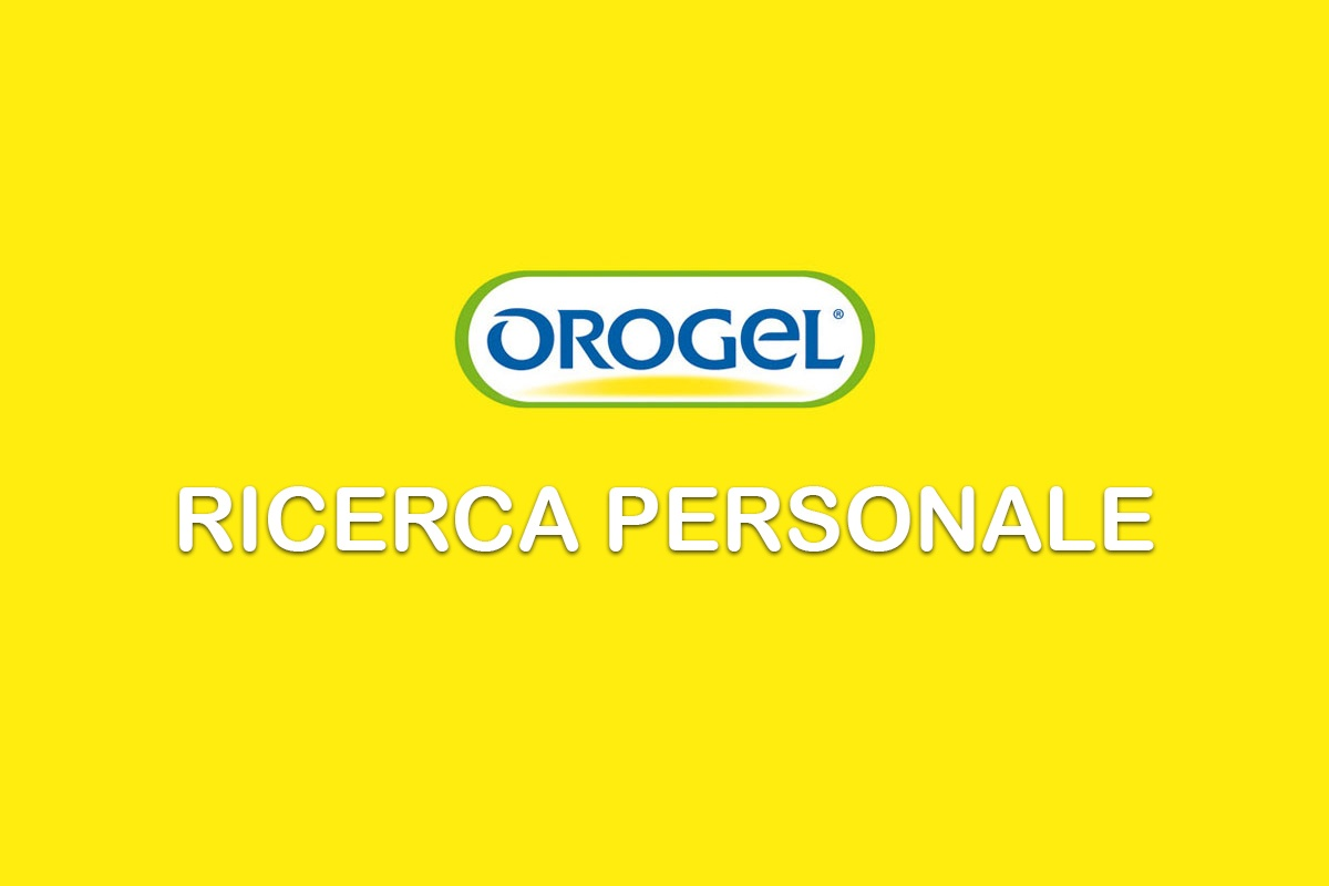 OROGEL ricerca personale 2020
