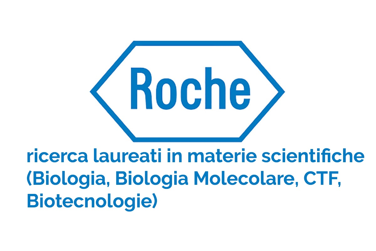 ROCHE ricerca candidati in materie scientifiche